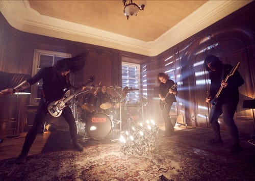 KREATOR  - enthüllen neue Single & Musikvideo